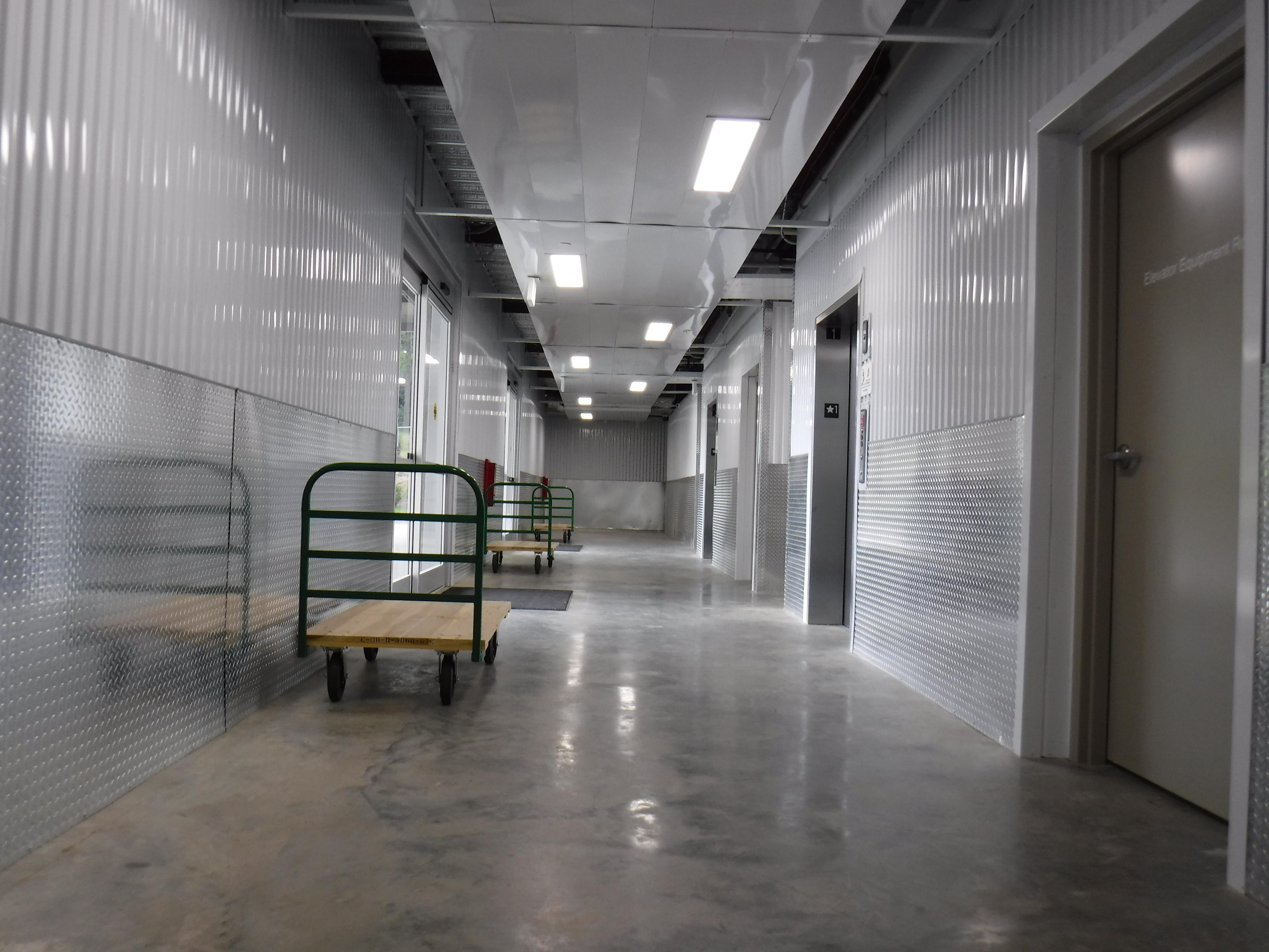 Elevator Access Self Storage in Birmingham, AL