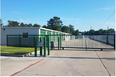 Sawdust Road Self Storage in The Woodlands, TX
