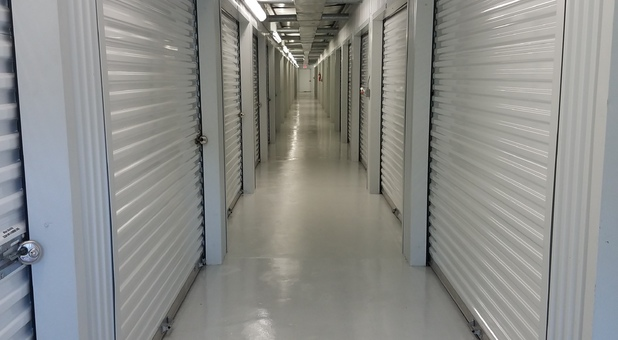 Secure Storage Units in The Woodlands, TX