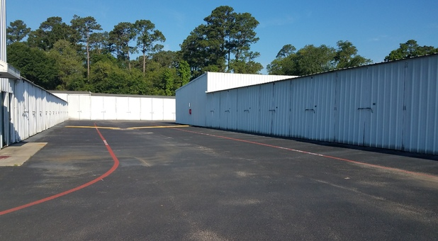 Storage Facility in The Woodlands, TX