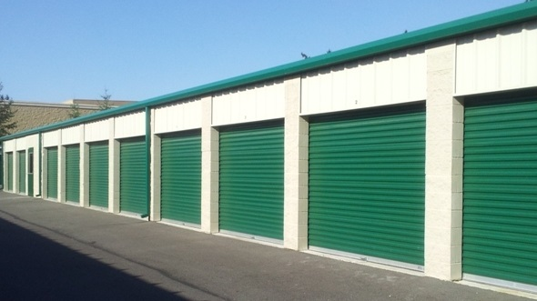 drive up storage units Tacoma, WA