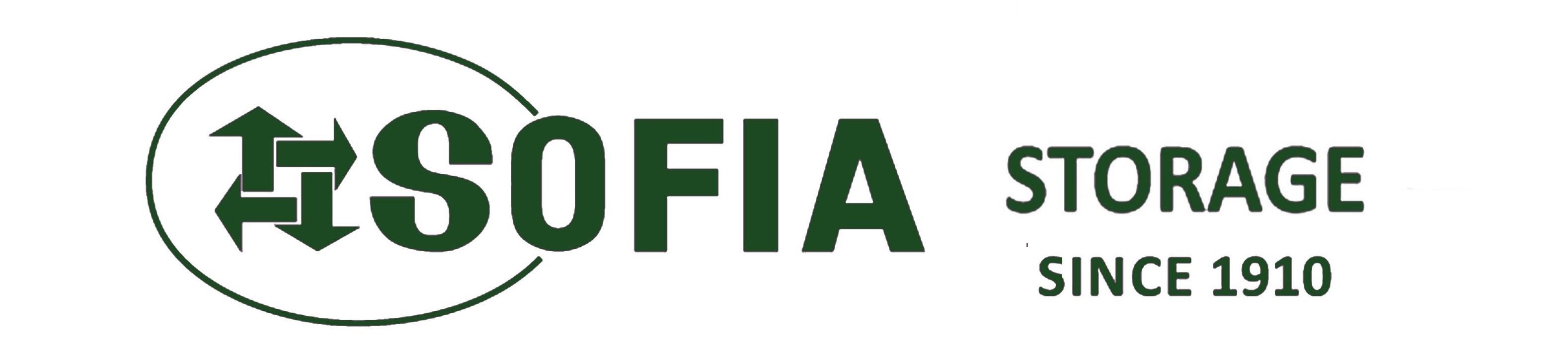 sofia storage logo