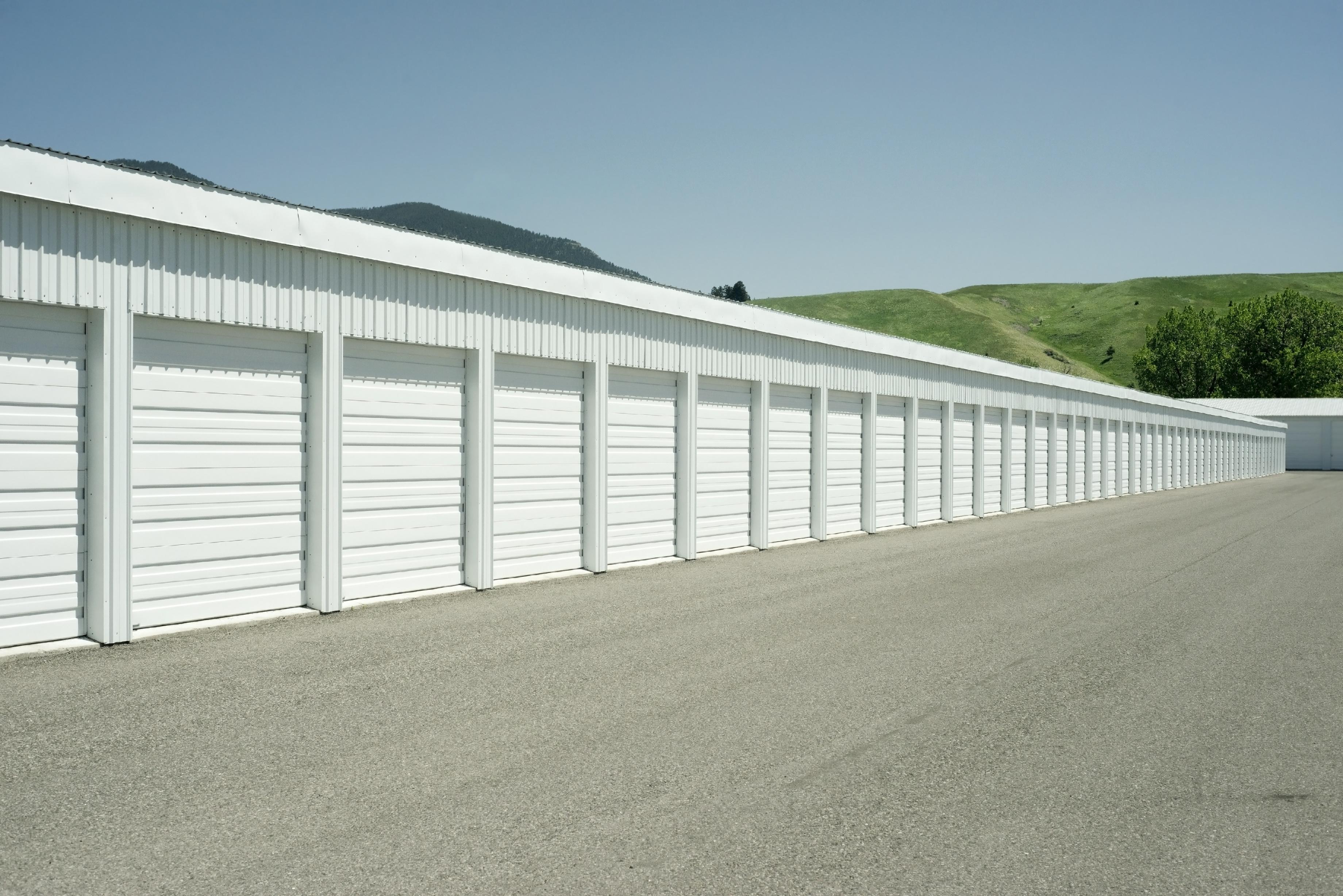 Drive up storage units in Georgia