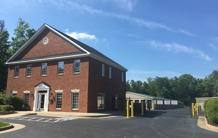 Self Storage in Powhatan, VA