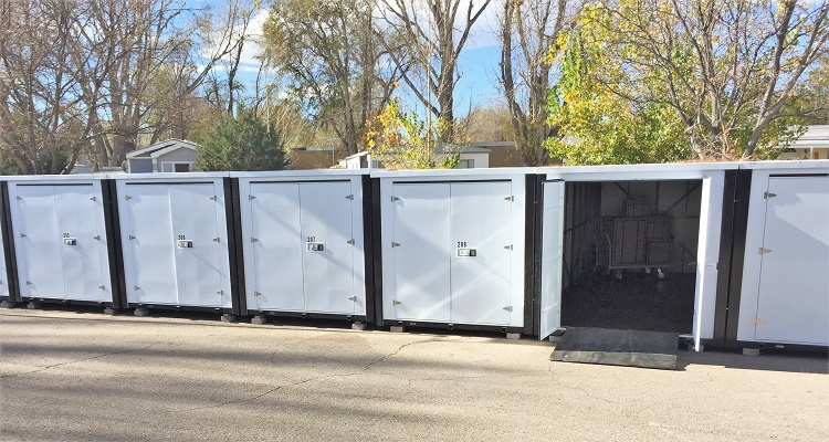 Storage Units In Fort Collins Co 80524 Secure Space
