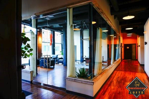 Business Lofts providing office space in downtown Omaha, NE