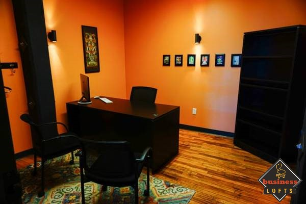 Business Lofts private office space in downtown Omaha, NE