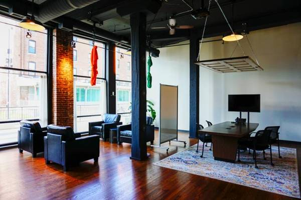 Open office space available in downtown Omaha, NE