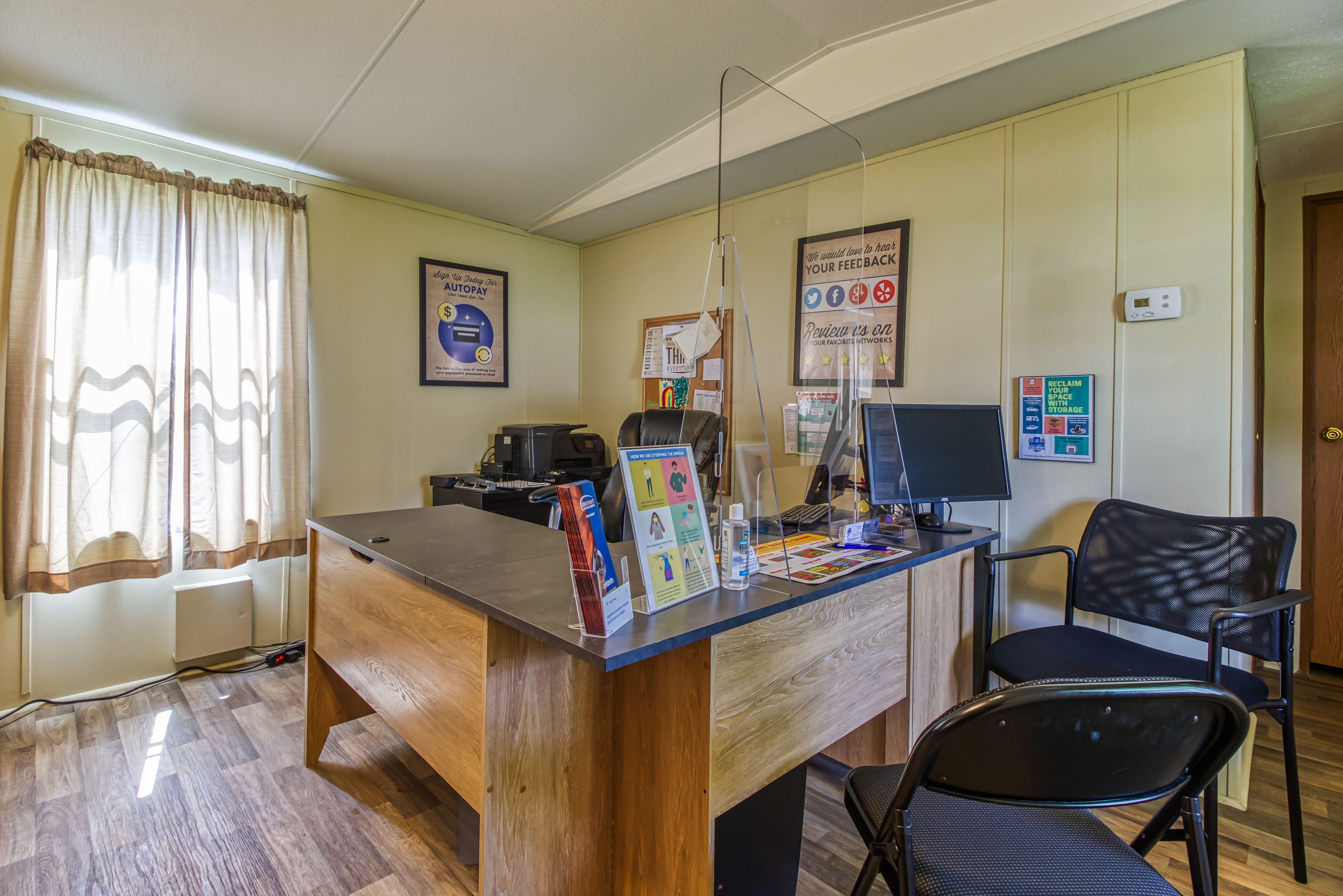 Ellijay Storage Rental Office