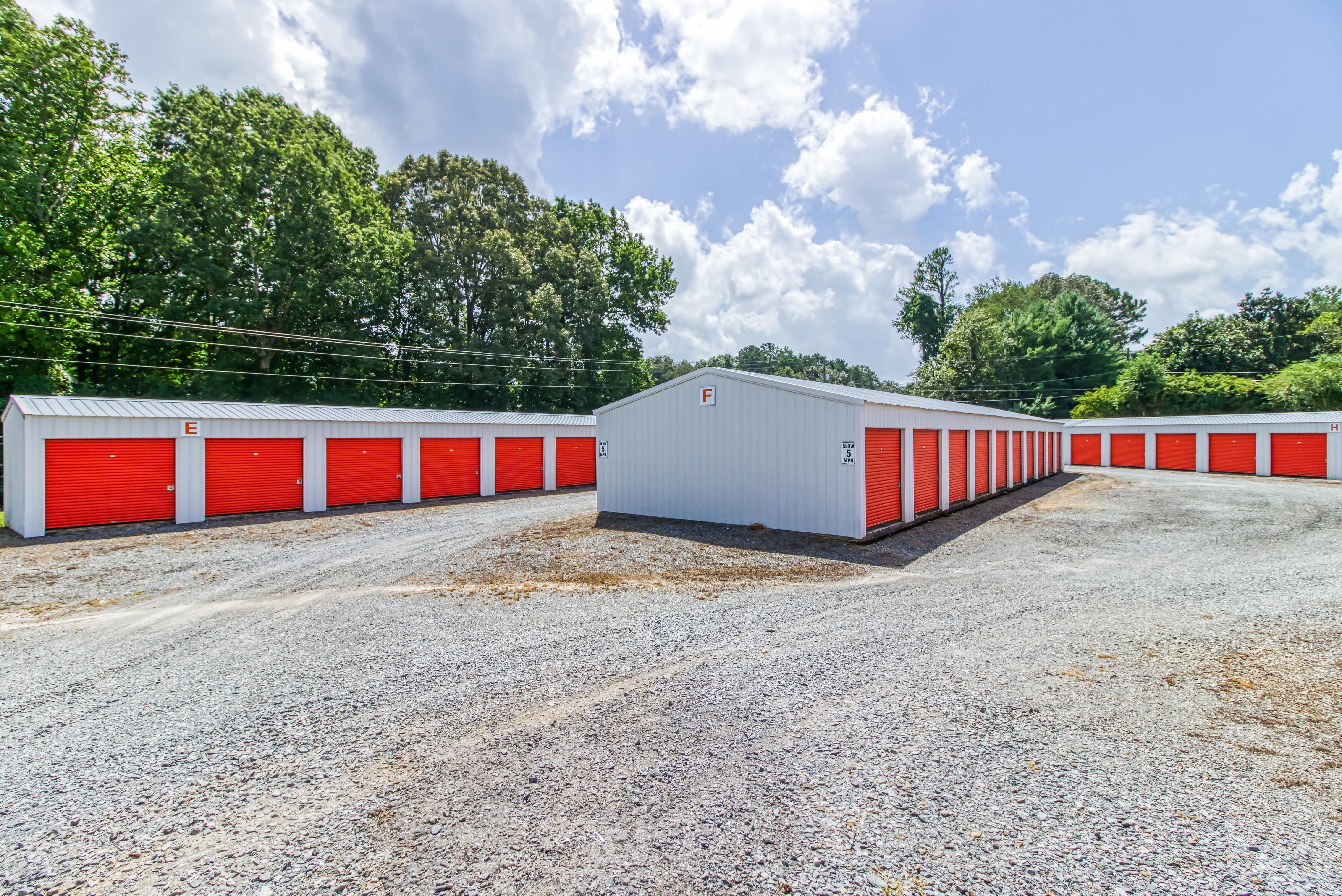Storage Buildings in Ellijay GA