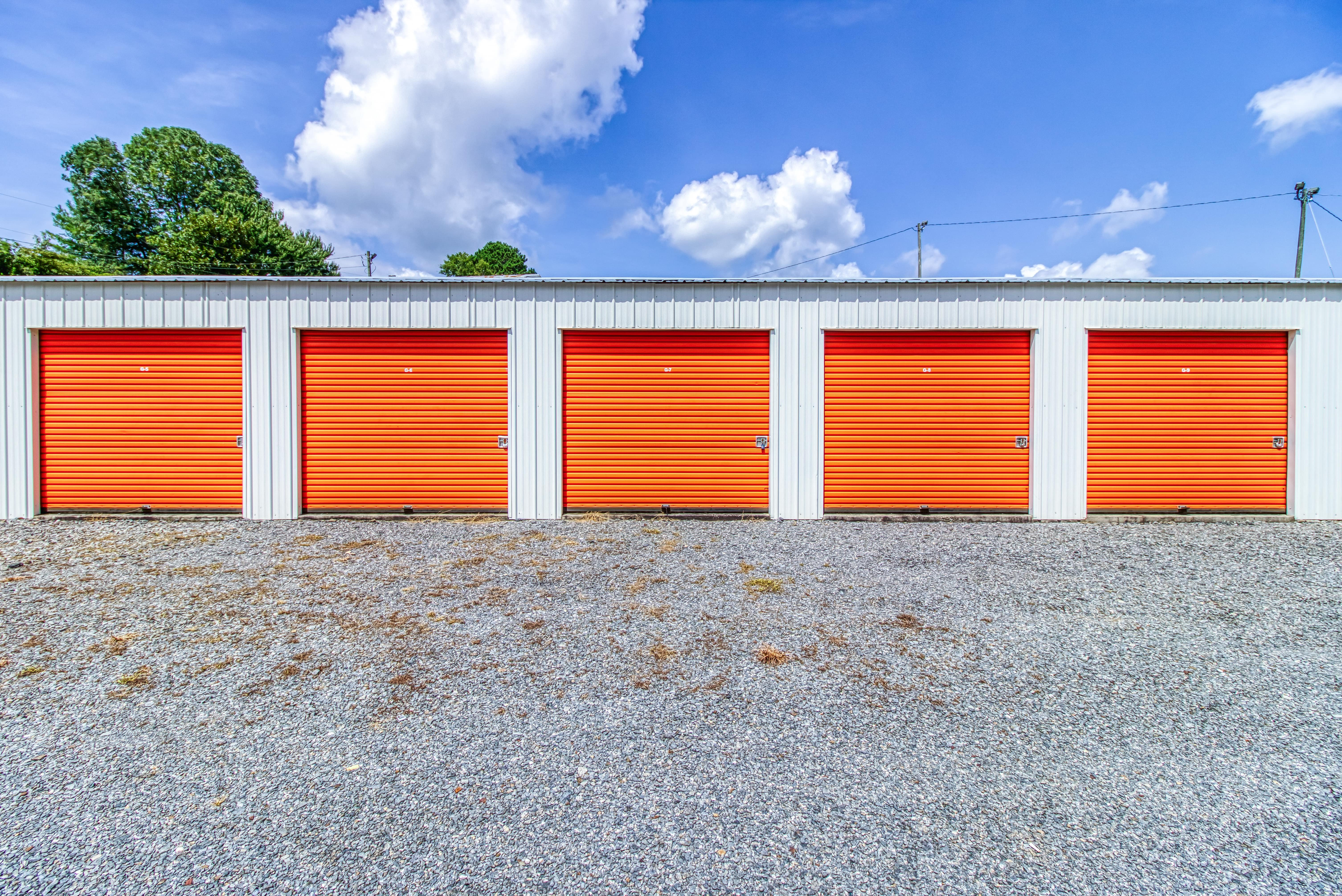 Drive Up Storage Units in Ellijay GA
