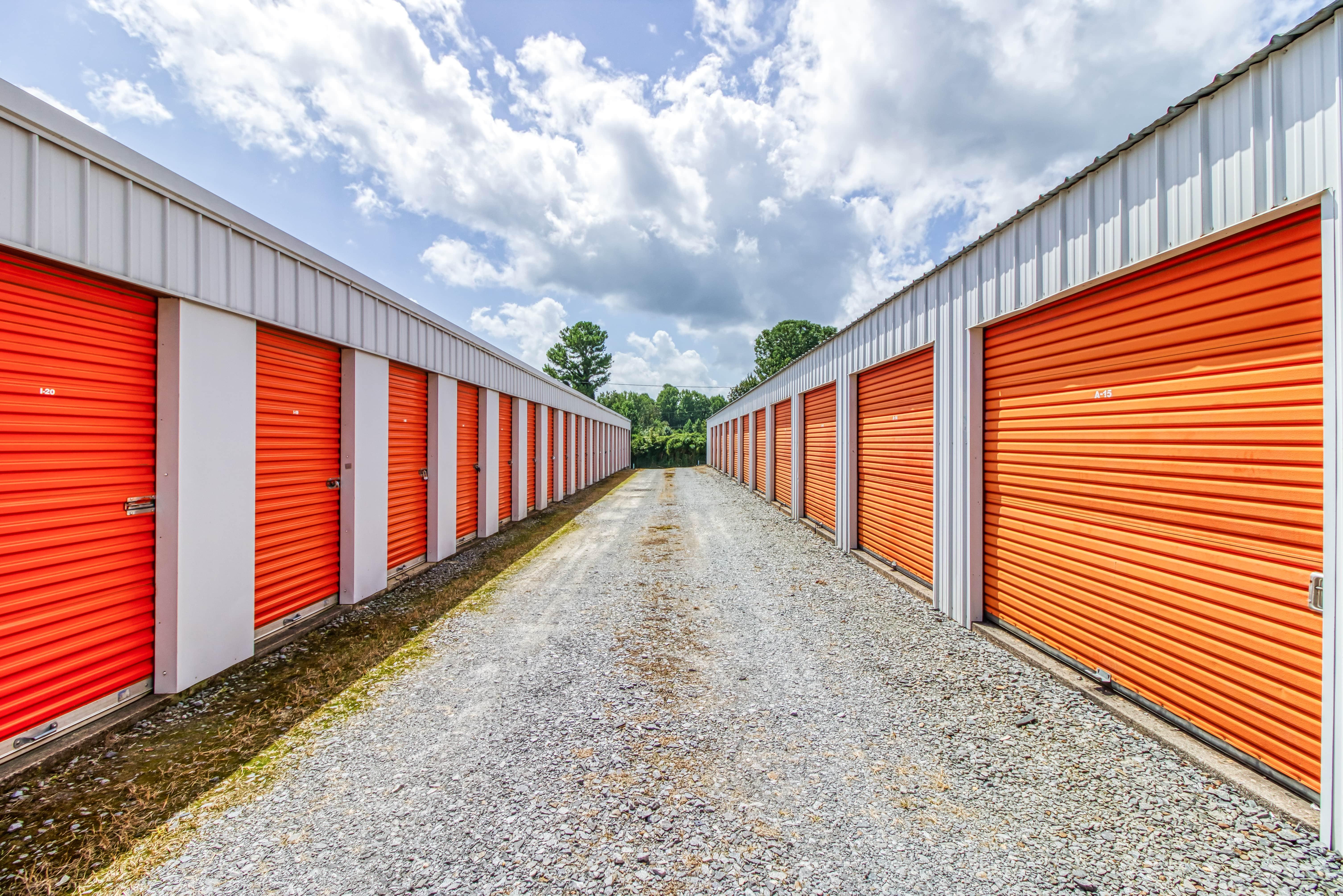 Large Storage Units in Ellijay GA