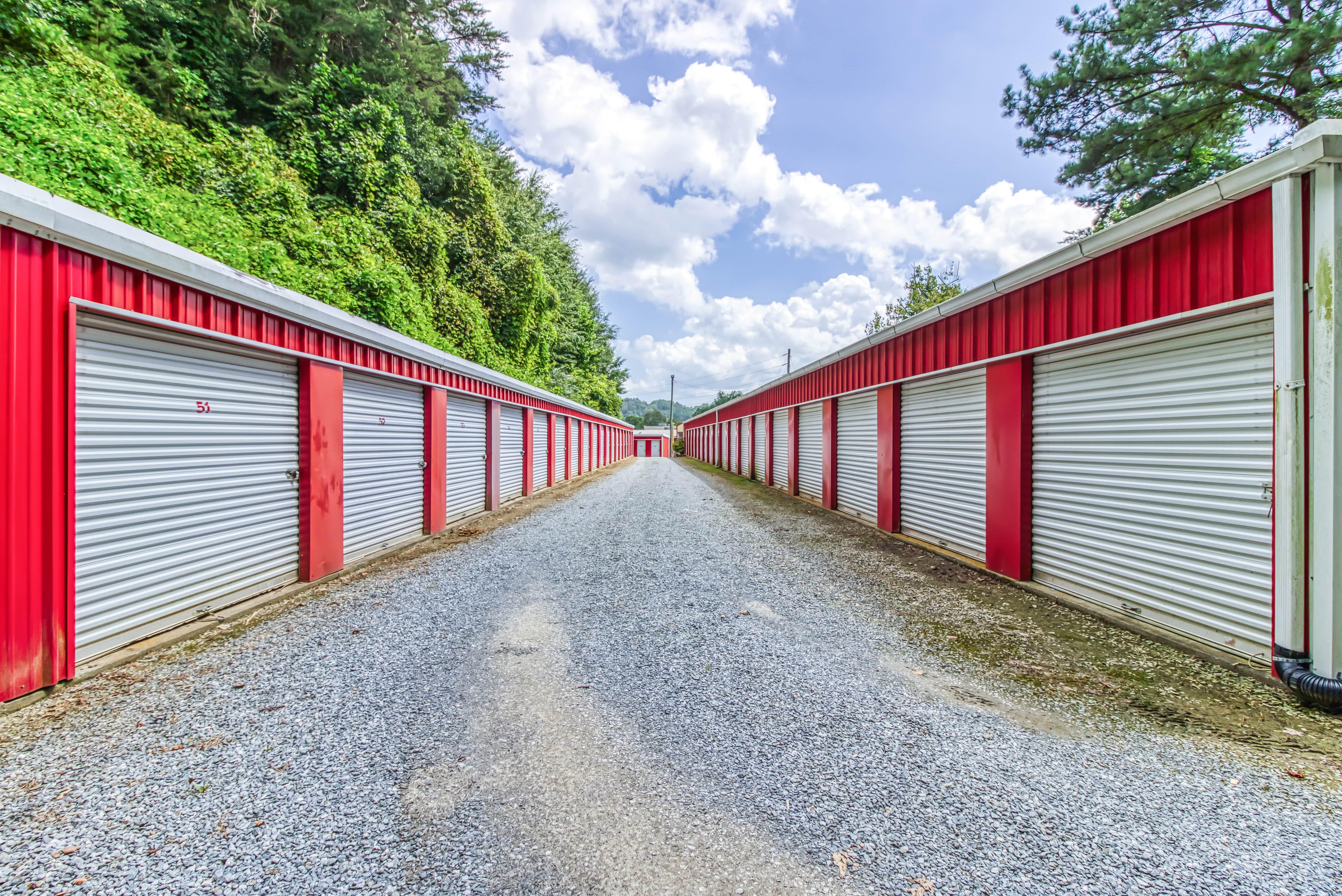 Self Storage in Ellijay GA