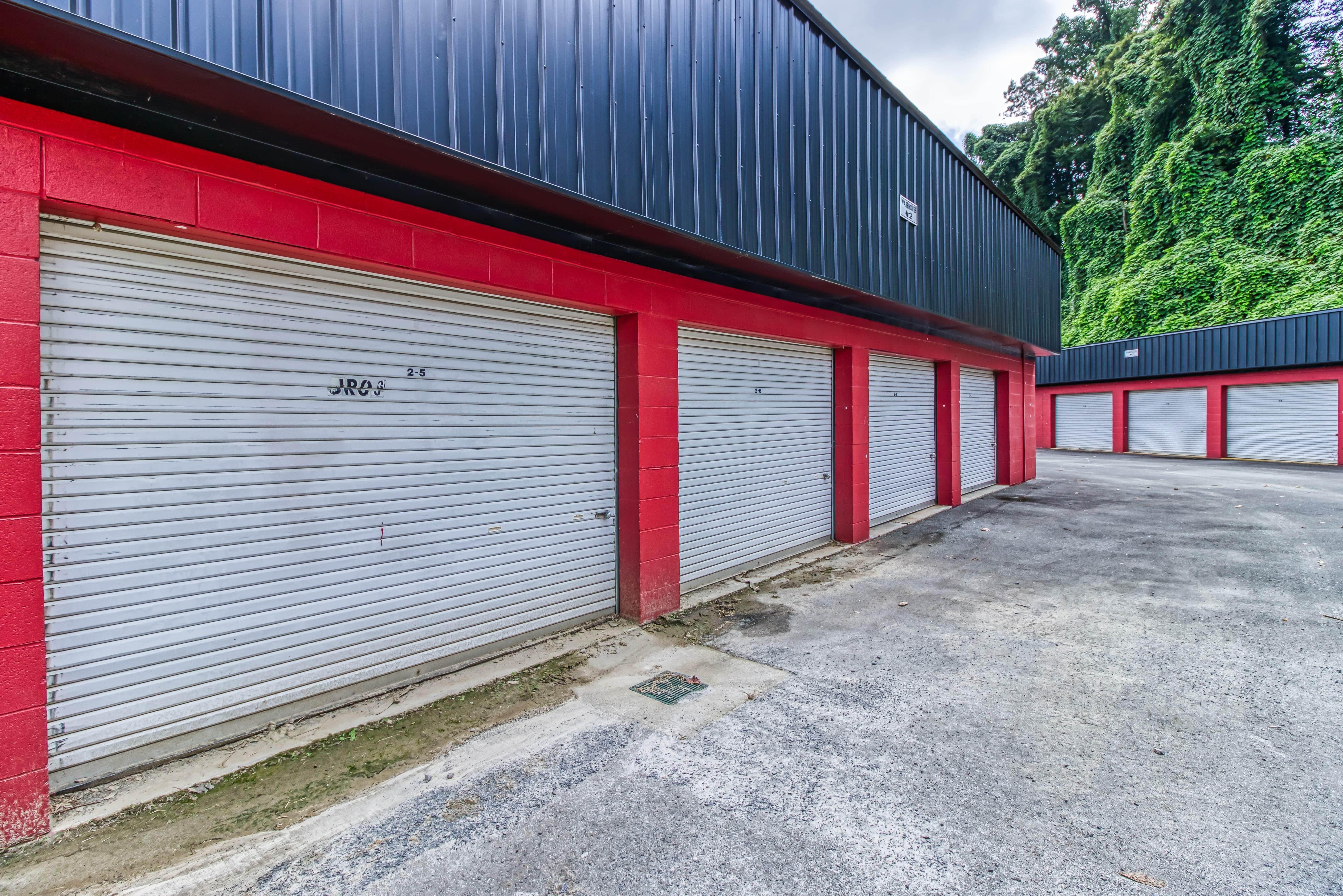 Large Self Storage in Ellijay GA