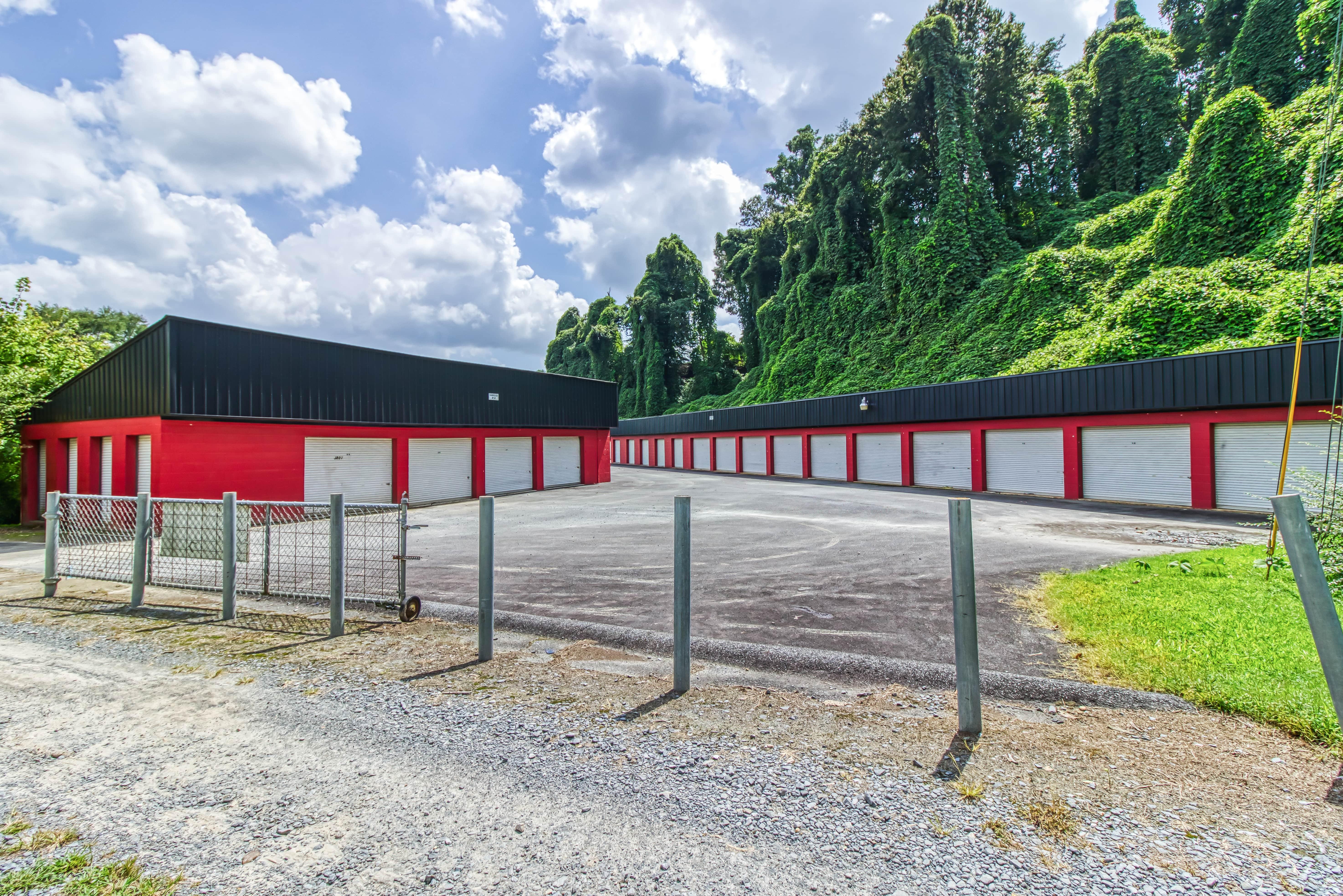 Ellijay Storage on Corbin Hill