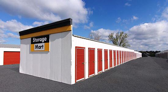 StorageMart Drive Up Units - Self Storage Units Near Missouri Blvd & St Marys In Jefferson City, MO