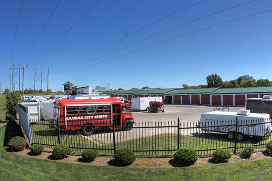 StorageMart RV parking - Self Storage Units Near Wyandotte &150 Hwy In Kansas City, MO