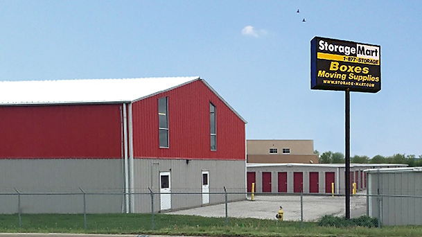 StorageMart - Self Storage Units Near Harry Langdon Blvd In Council Bluffs, IA