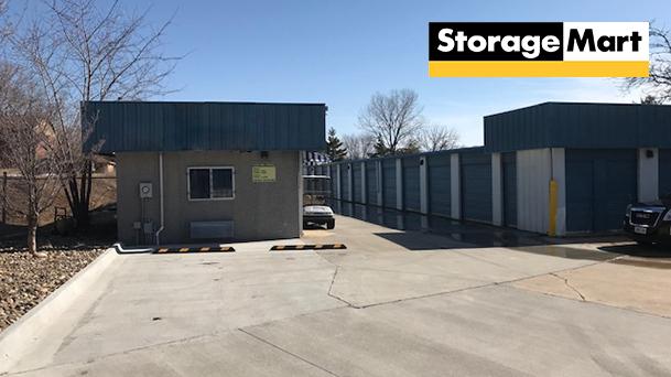 StorageMart - Almacenamiento Cerca De Fleur Dr & McKinley Ave En Des Moines,Iowa