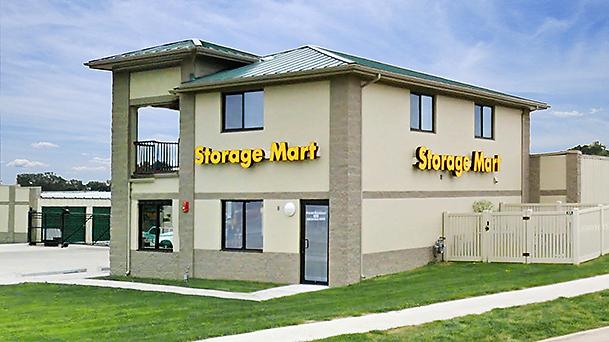 StorageMart - Almacenamiento Cerca De Redick Avenue En Omaha,Nebraska