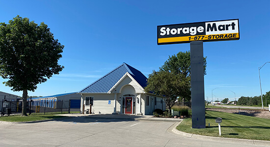 StorageMart  - Self Storage Units Near On Cornhusker Hwy / Grand Army of the Republic Hwy In Lincoln, NE