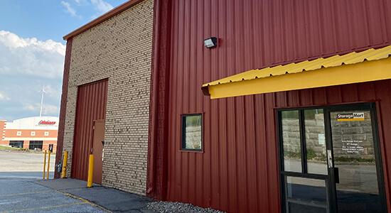 Nearby Omaha storage