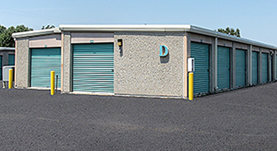 StorageMart gated access- Self Storage Units Near 67th & I-35 In Merriam, KS