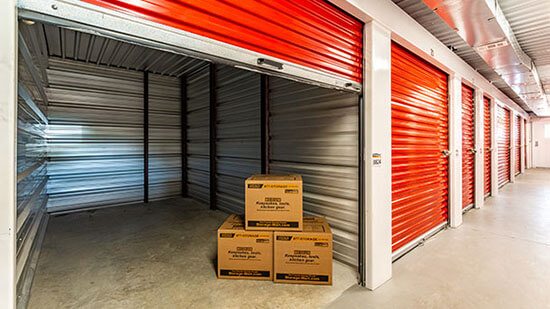 Climate Controlled Storage Spotsylvania - Jefferson Davis Hwy