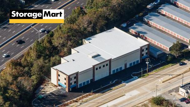 StorageMart - Almacenamiento Cerca De Virginia Beach En Virginia Beach,Virginia