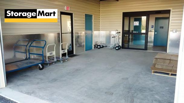 StorageMart - Self Storage Units Near Virginia Beach In Virginia Beach, VA