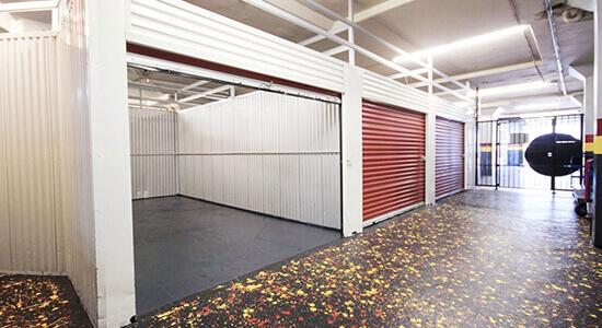 StorageMart Interior Unit - Self Storage Units Near Market & San Pablo In Oakland, CA