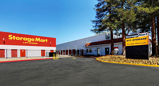 StorageMart - Self Storage Units Near Clayton Rd & Ayers In Concord, CA