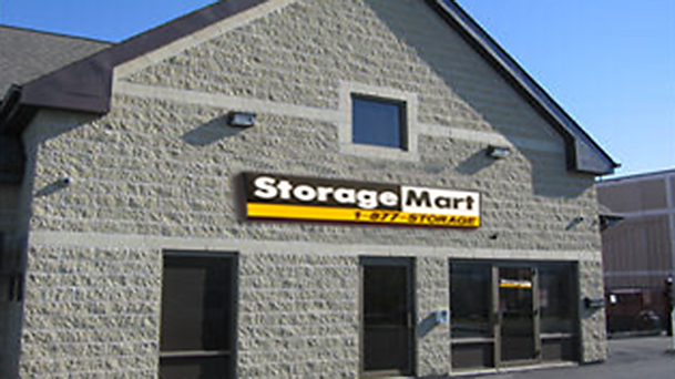 StorageMart - Self Storage Units Near Keele St In Concord, ON