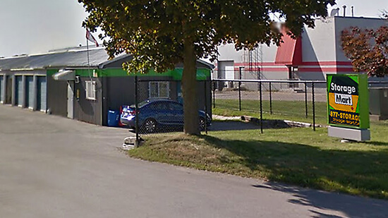 StorageMart - Self Storage Units Near Farewell Avenue South in Oshawa, ON
