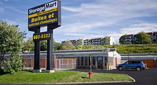 StorageMart - Self Storage Units rue Galvani in Quebec City, QC