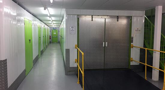 StorageMart Freight Lift - Easy Access Storage  In Brighton