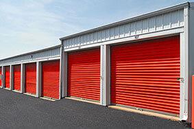 Unidades de almacenamiento asequibles en Clive Iowa