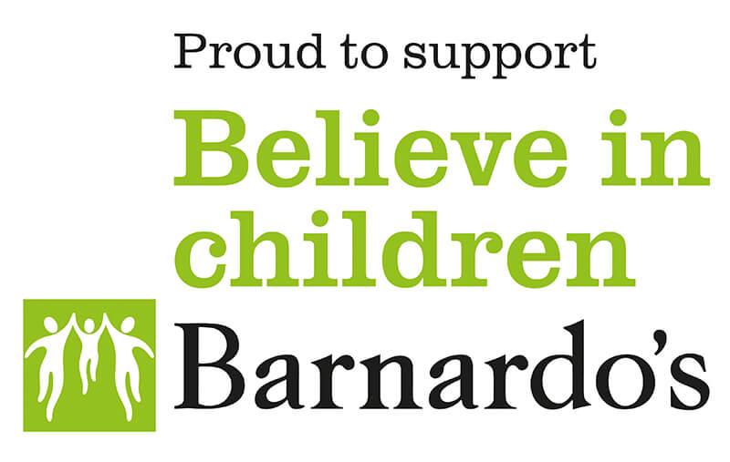 StorageMart Supports Barnardo's Childrens Charity