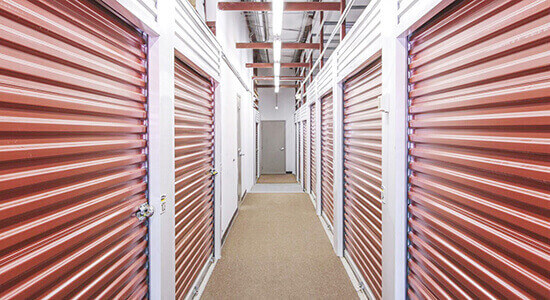 StorageMart Heated Unit - Self Storage Units Near St. Martin Ouest Blvd in Laval, QC