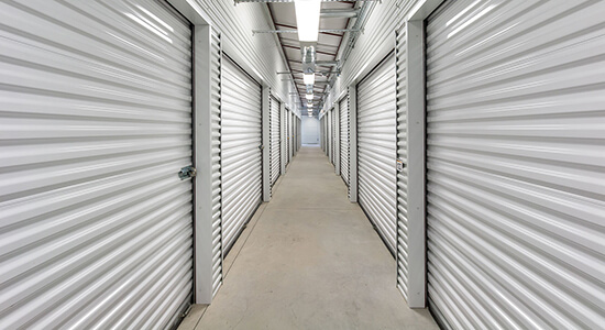 StorageMart Climate Control - Self Storage Units Near Westside Dr W In Lethbridge, AB