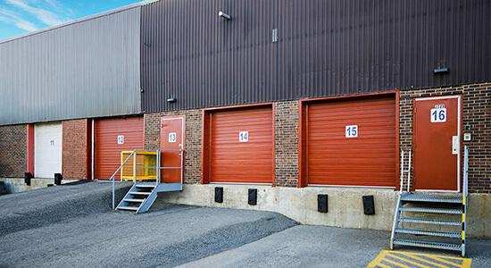 StorageMart  Loading Bay- Storage Units Near Mandela Pkwy & I-580 In Oakland, CA