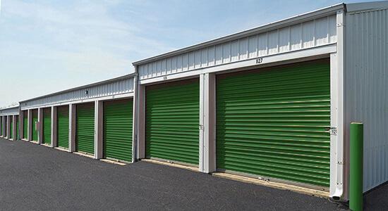 StorageMart Drive Up Units- Self Storage Units  In Calgary, AB