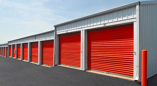 StorageMart Drive Up Units - Self Storage Near US-6 & I-70 In Avon, CO