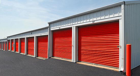 StorageMart Drive Ups - Self Storage Units Near Kennedy Road in Milton, ON