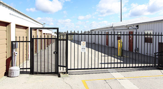 StorageMart Gated Access - Self Storage Units Near E 25th St & Hub Dr In Independence, MO
