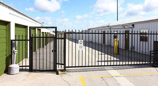 StorageMart Gated Access Storage In Des Moines, IA