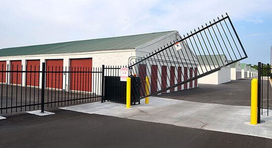StorageMart Gated Access- Self Storage Units Near W Dennis Ave & S Provence St In Olathe, KS