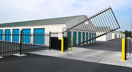 StorageMart  Gated Access - Self Storage Units Near Weston Rd & Rutherford In Woodbridge, ON