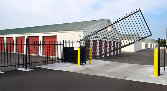 StorageMart Gated Access- Self Storage Units Near Hwy 50 & Milton Thompson Road In Lee's Summit, MO