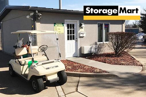 StorageMart Des Moines Clive Self Storage